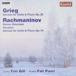 Grieg and Rachmaninov